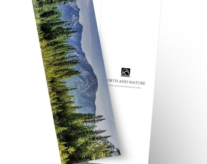 Mountain Bookmark