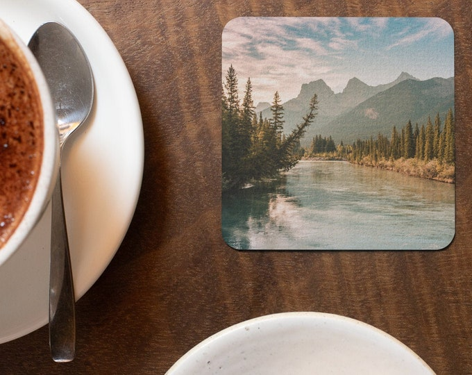 Rocky Mountains Coaster Set