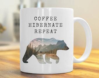 Mountain Bear Coffee Mug