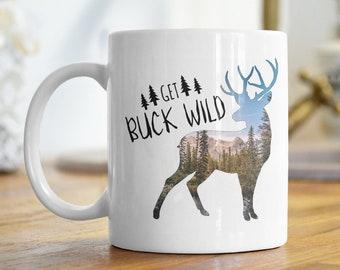 Buck Wild Mug