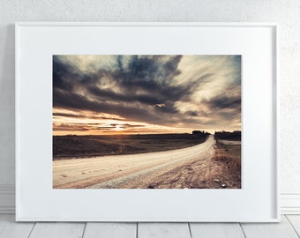 Storm Photography Print