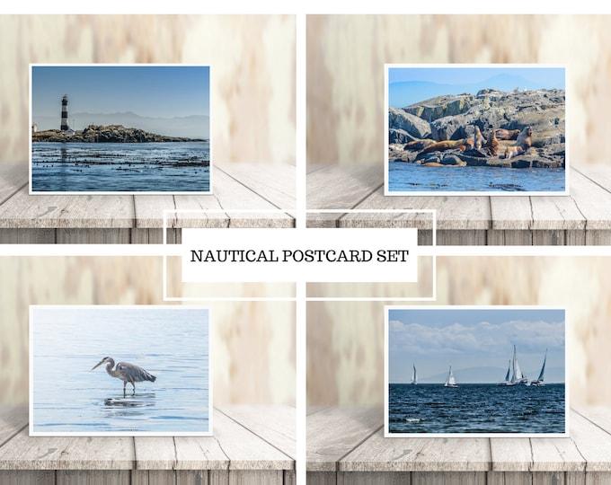 Ocean Postcards
