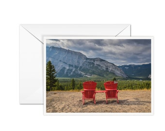 Blank Banff Card