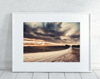Storm Photography Print