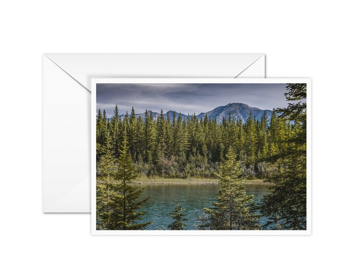 Blank Nature Greeting Card