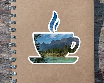 Coffee Mug Sticker