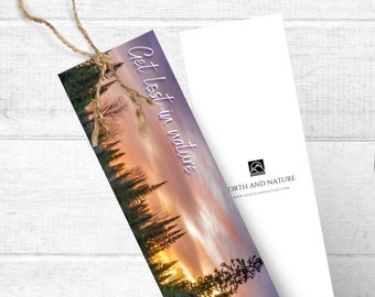 Forest Bookmark