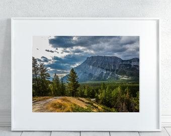 Banff Landscape Print