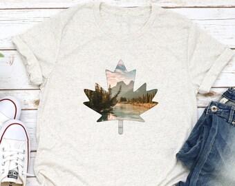 Maple Leaf Shirt