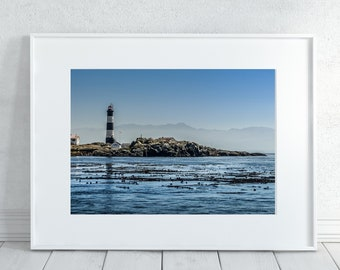 Lighthouse Photography Print