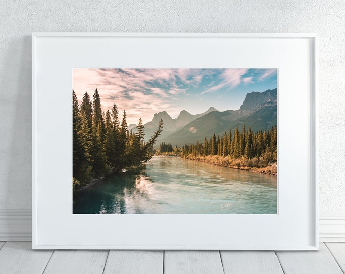 Rocky Mountain Photography Print
