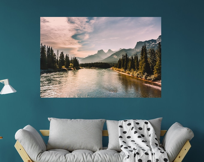 Rocky Mountains Photography Print