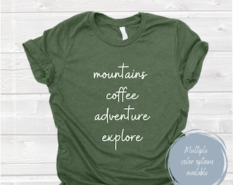 Explore Shirt