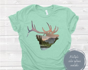 Mountain Elk Shirt