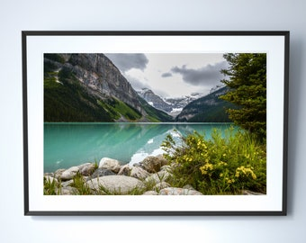 Lake Louise Landscape Print