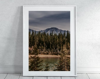 Mountain Wilderness Photography Print