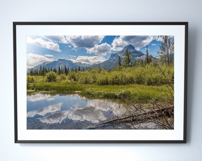 Canadian Rockies Photography Print