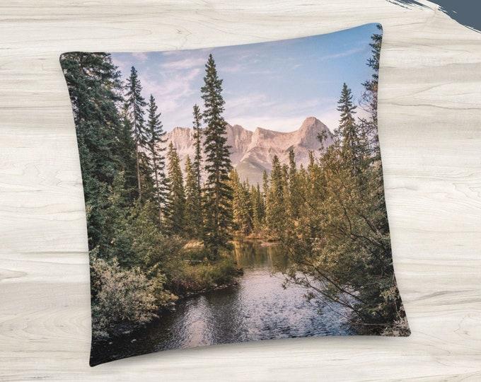 Mountain Wilderness Pillow