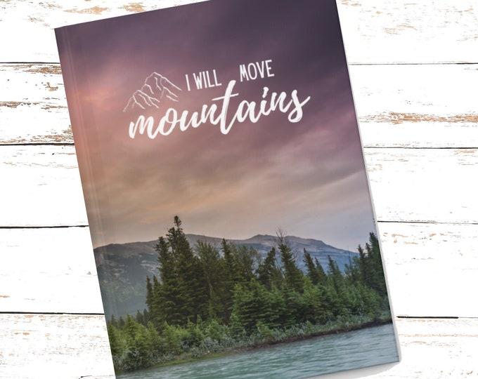 Custom Mountain Notebookhool