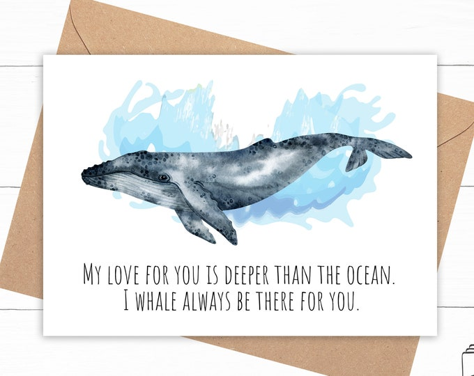 I Will Always Be There Card
