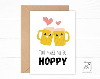 Beer Love Card