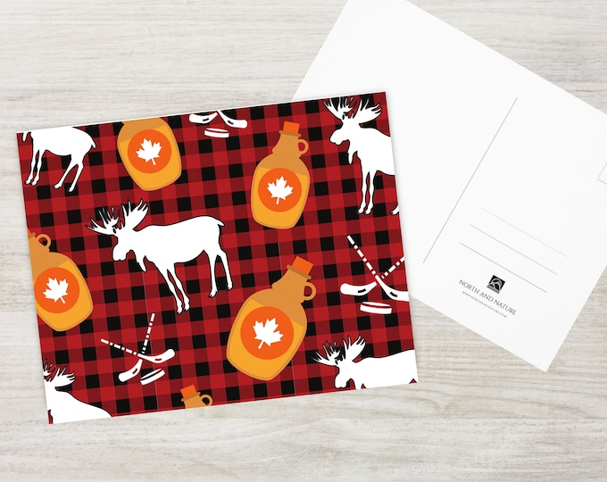 Featured listing image: Canada Postcard Set