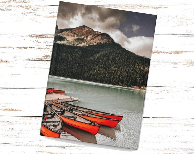 Banff Mountain Notebook