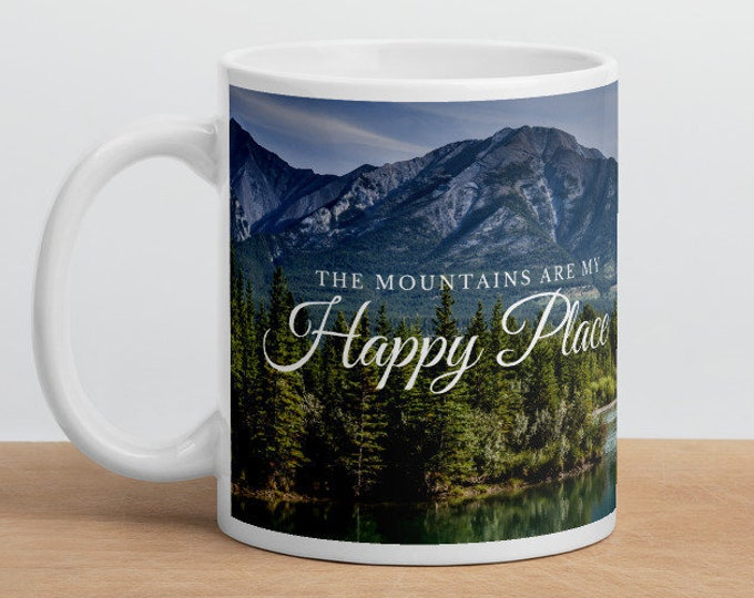 Featured listing image: This is my Happy Place Mug