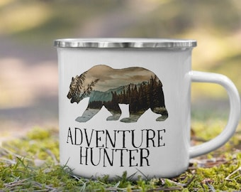 Enamel Adventure Mug