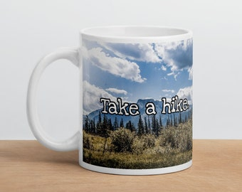 Hiking Coffee Mug