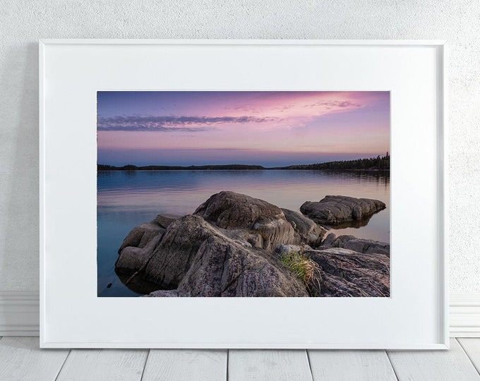 Sunset Photography Print