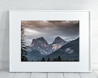 Moody Photography Print