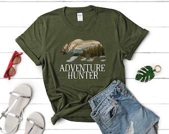 Adventure Hunter Shirt st Gift for Her