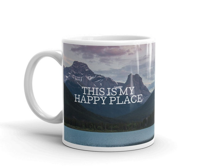 Featured listing image: My Happy Place Mug