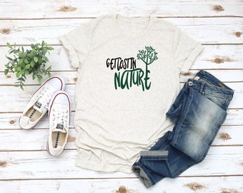 Women's Get Lost in Nature Shirt
