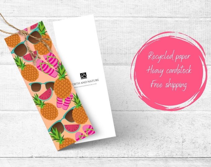 Featured listing image: Pineapple Bookmark