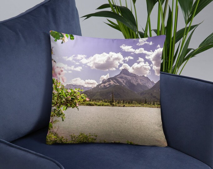 Featured listing image: Flower Throw Pillow