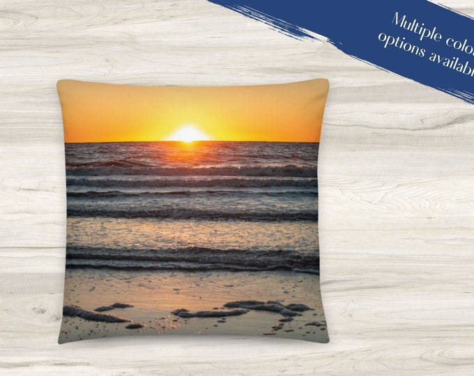 Featured listing image: Beach Throw Pillow