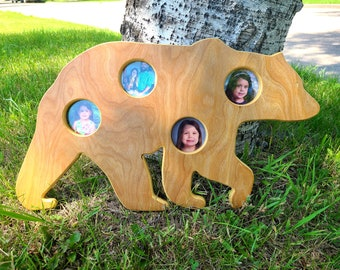 Hand-Crafted Wood Decor