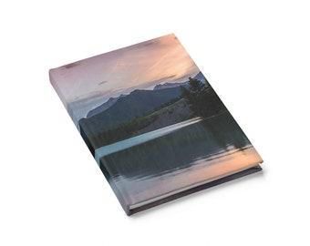 Mountain Dusk Notebook