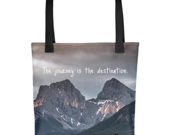 Featured listing image: Journey is the Destination Bag