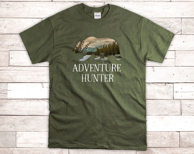 Adventure Hunter Shirt