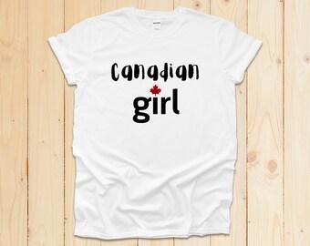 Canadian Girl Shirt