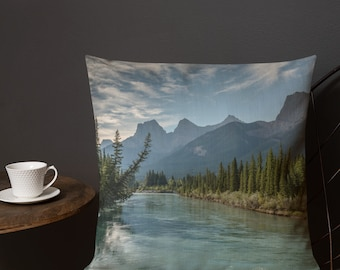 Bow River Pillow