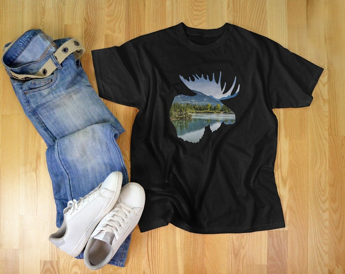 Men's Moose Shirt