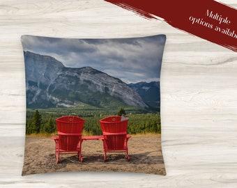Banff National Park Pillow