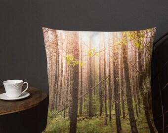 Alpine Tree Pillow