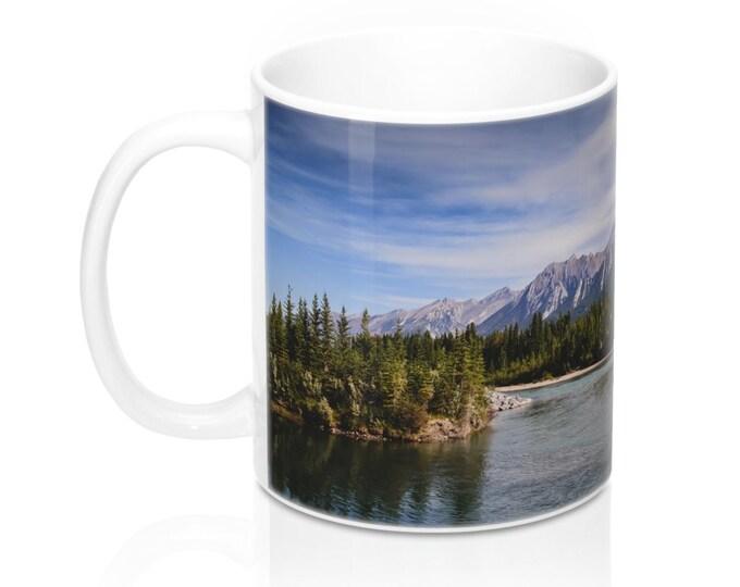 Canadian Rockies Mug