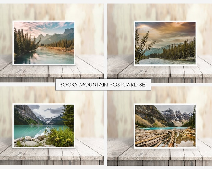 Mountain Postcards