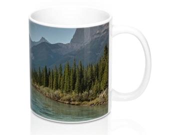 Summer in the Rockies Mug
